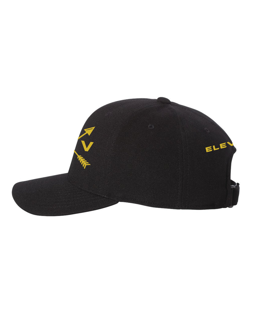 Pro-Formance Cap - Black/ Gold