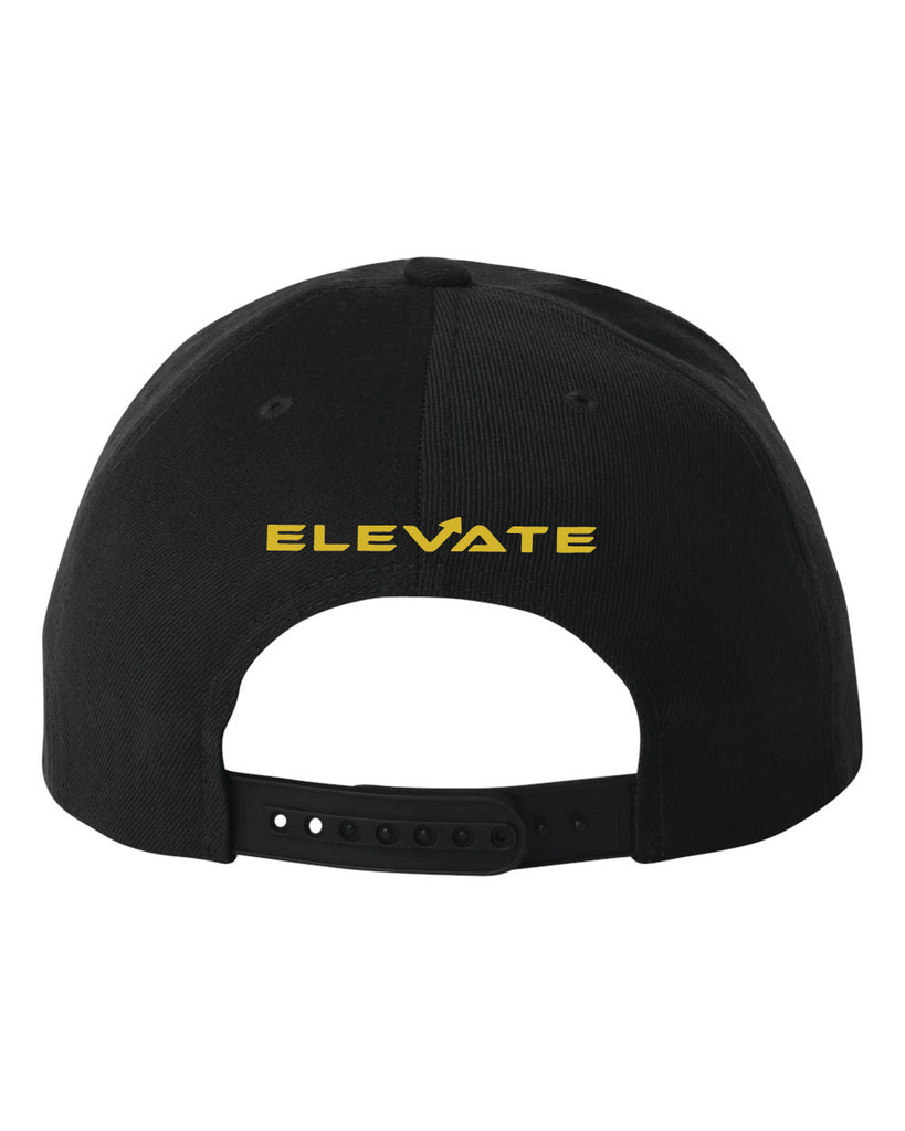 Snap Back - Black/ Gold