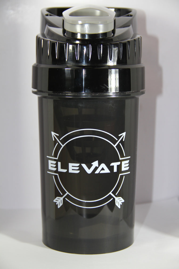ELEVATE Shaker Cup / Black - 22oz