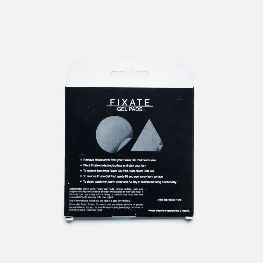 Fixate Gel Pad (2 In 1 Pack)