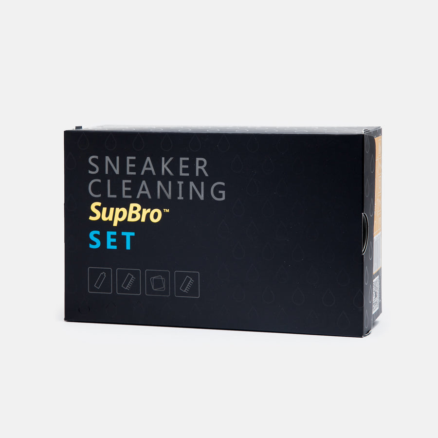 Supbro Premium Shoes Cleaning Kit
