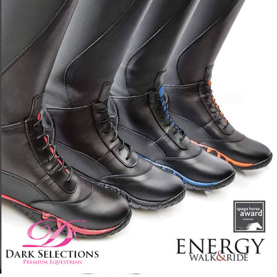 Sergio Grasso ENERGY Tall Boot- WALK&RIDE