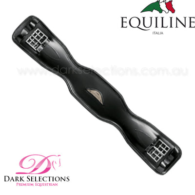 Equiline Leather Dressage Girth