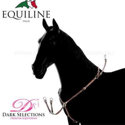 Equiline Leather Breastplate
