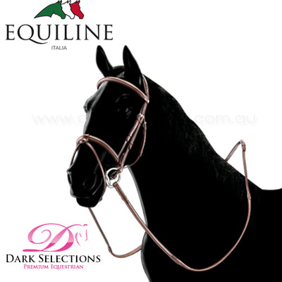 Equiline Convertible Bridle inc. Reins