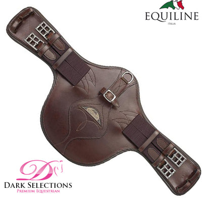 Equiline CROSS Short Stud Guard Girth