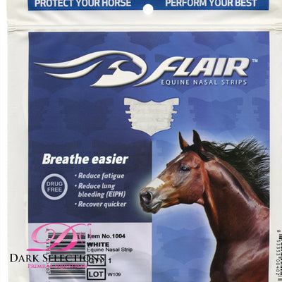 Flair Equine Nasal Strip - Single