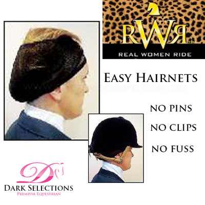 RWR® NO KNOT EQUESTRIAN HAIR NET