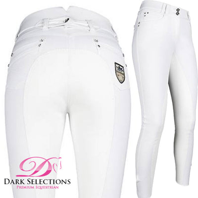 HKM Miss Blink White Breeches