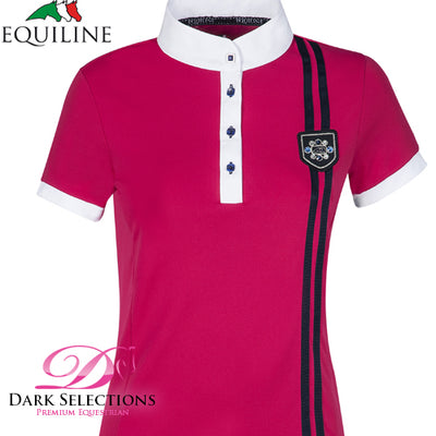 18SS Equiline JAFFA Competition Shirt