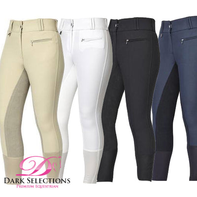 High Waist Competition Breeches