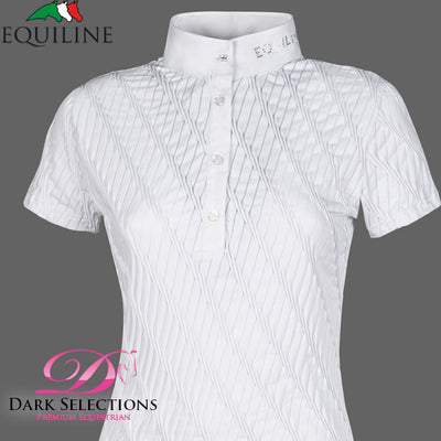 18SS Equiline MAUVE Competition Shirt