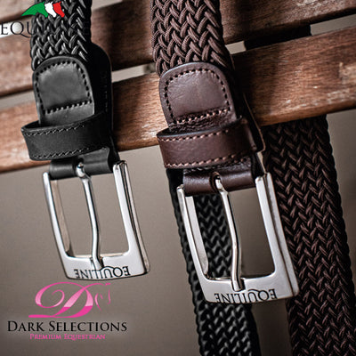 Equiline Braided Elastic Belt
