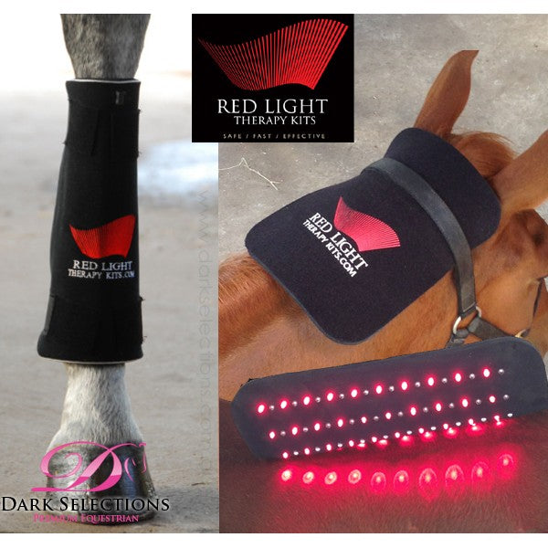 Red Light Therapy Premium Wrap Dark Selections