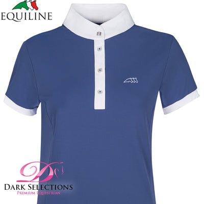 18SS Equiline SAGE Competition Shirt