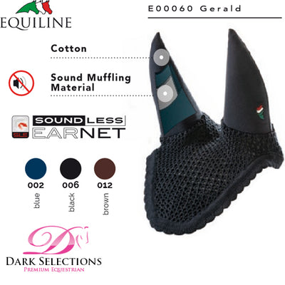 Equiline GERALD Soundless Ear Bonnet