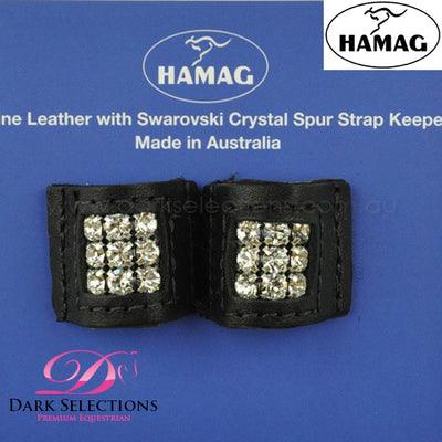 Hamag Swarovski Spur Keepers