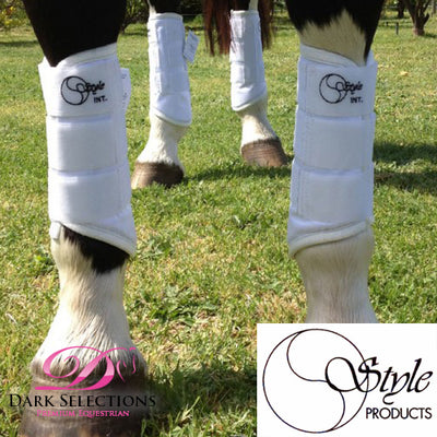 Style Cross Country Eventing Boots