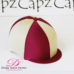 Capz Lycra Hat Cover - 2 Colour
