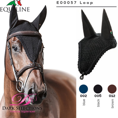 Equiline LOOP Ear Bonnet