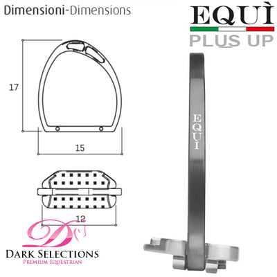EQUITALY PLUS UP STIRRUP