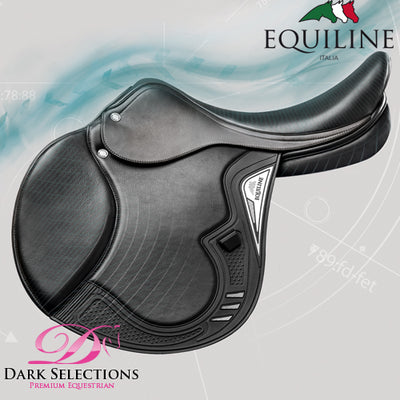 Equiline Dynamic Jumping Saddle