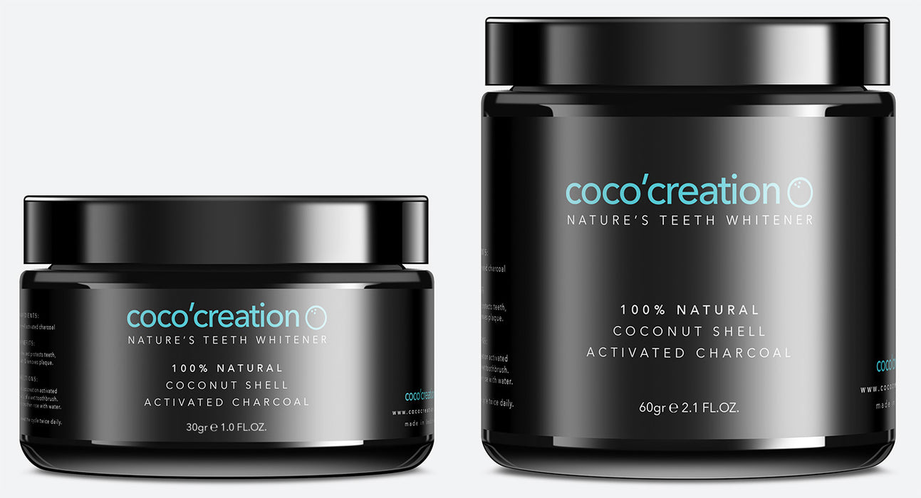 Charcoal Teeth Whitening Coco'creation