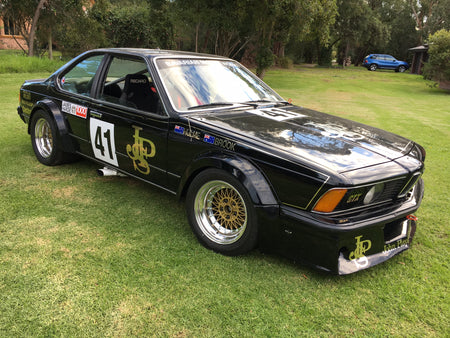 The return of an iconic factory BMW back to Australian race tracks.