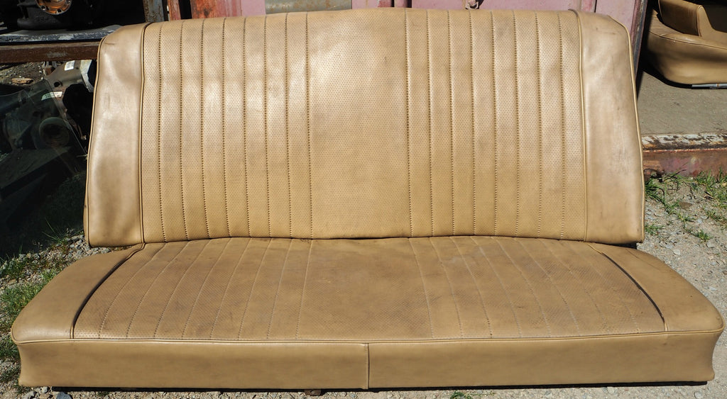 Used BMW Rear Seat Set E10 2002 Beige S2755
