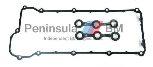 Front BMW S52 E34 E36 E39 Z3 11 Engine Cylinder Head Cover Plate Gasket Elring