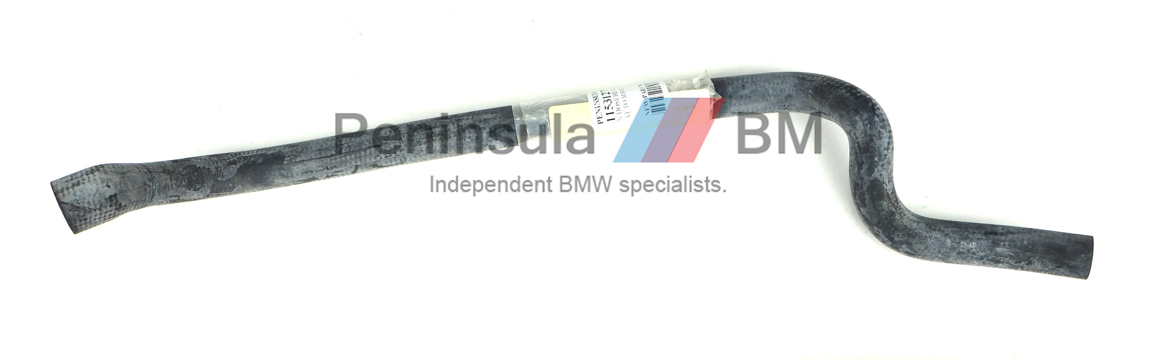 BMW Coolant Hose Return Thermostat E28 525e 11531277887 Genuine