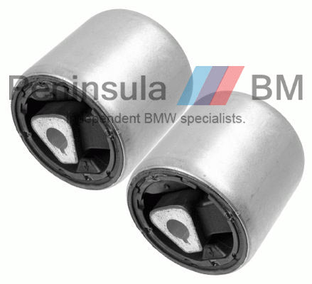 BMW Castor Arm Bush Pair E65 E66 31120302754 31120304308
