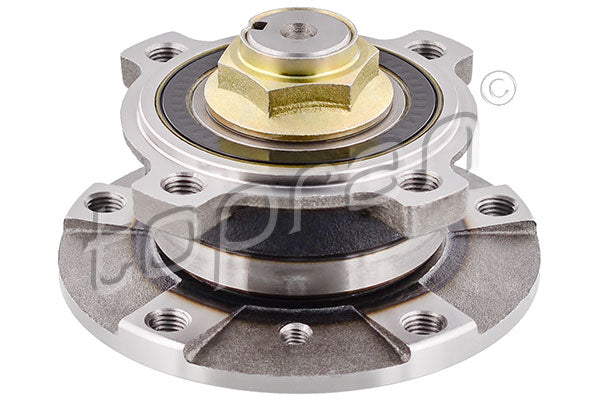 BMW Wheel Hub With Bearing Front E39