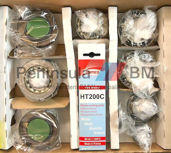 BMW Gearbox Diff Bearing & Seal Repair Kit E87 E88 E90 E92 33107524326