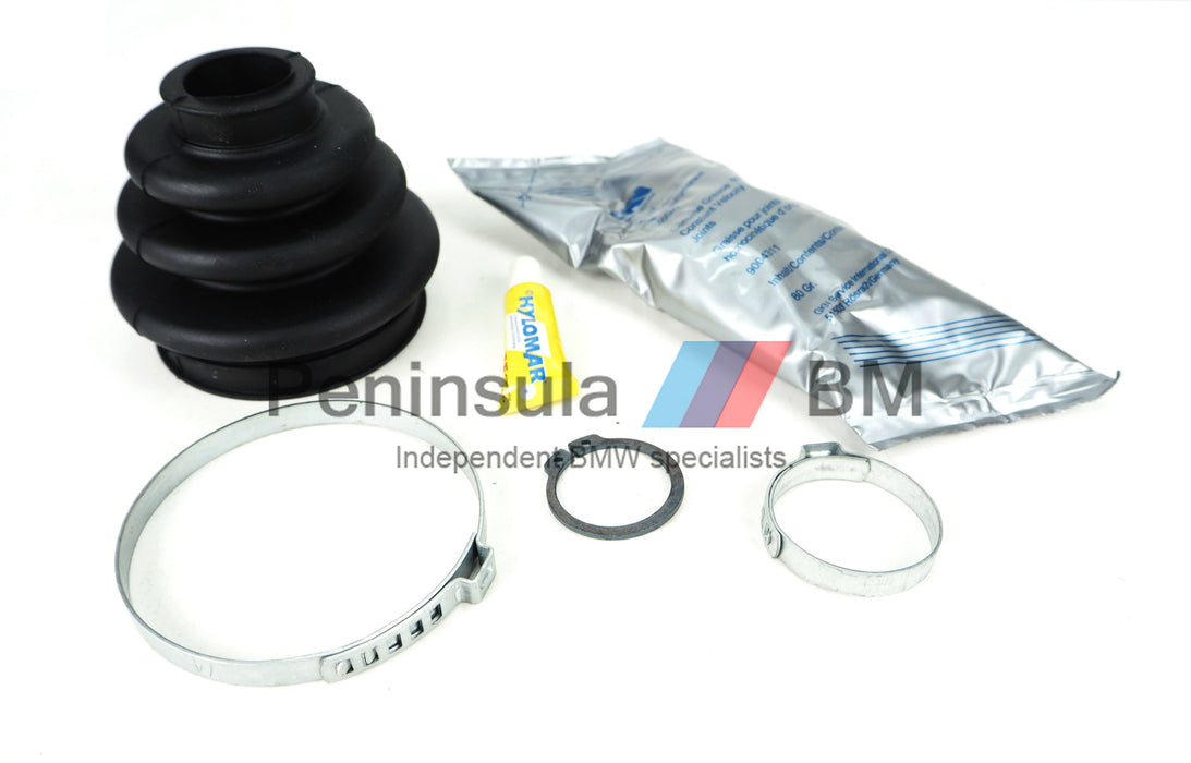 BMW CV Joint Boot Kit Outer Rear E39 E38 X5 E53 33211229213