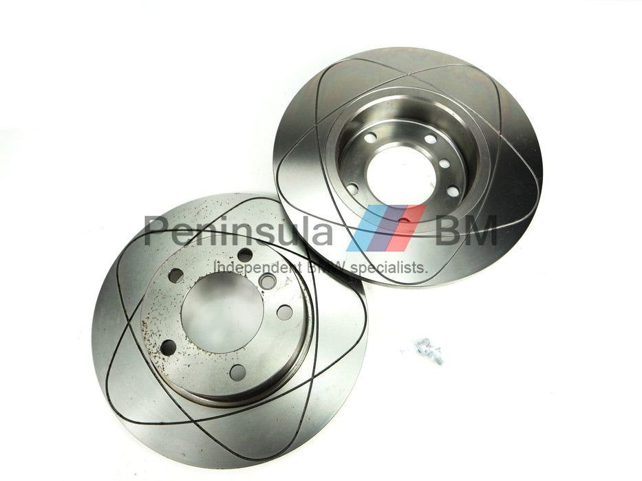MINI Brake Disc Front Ventilated R50 R52 R53 34116768933