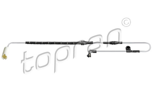 BMW Brake Pad Wear Sensor Rear E65 E66 34356755267