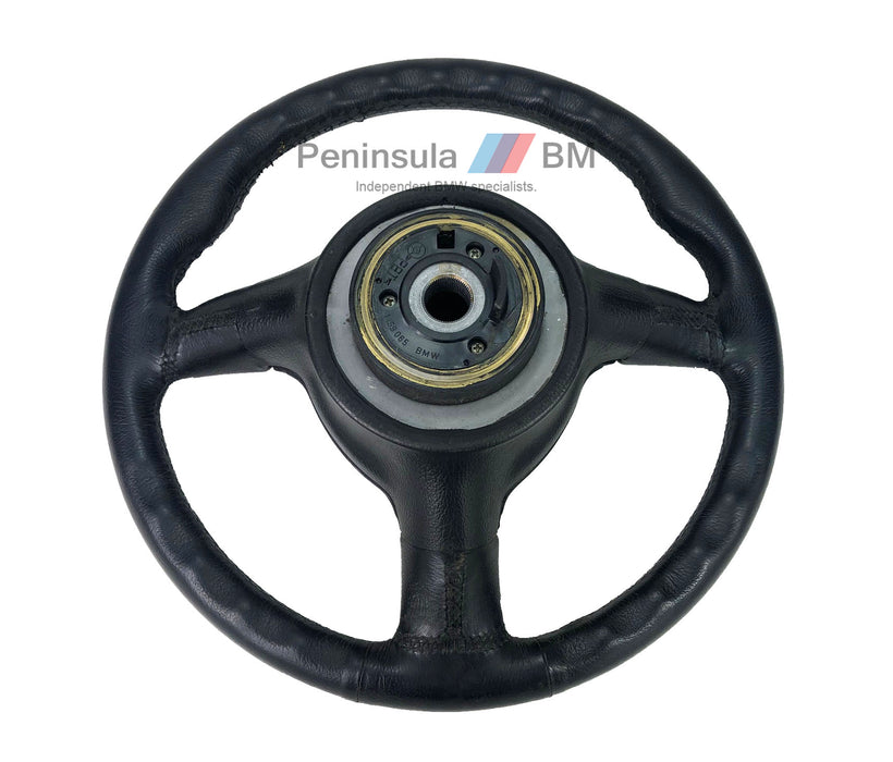 Used BMW M-Technic Sports Steering Wheel 3 Spoke Genuine 32332226741 S2568