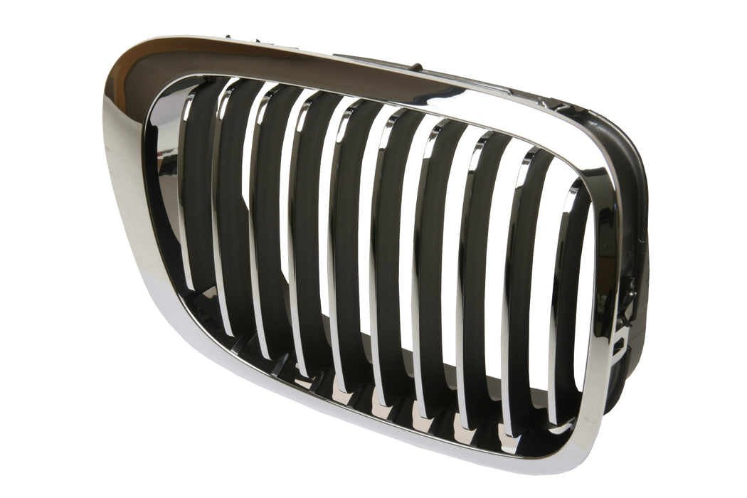 BMW Grille Right Chrome E46 Coupe Convertible
