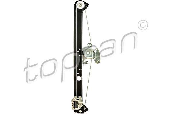 BMW Window Regulator Rear Right X5 E53