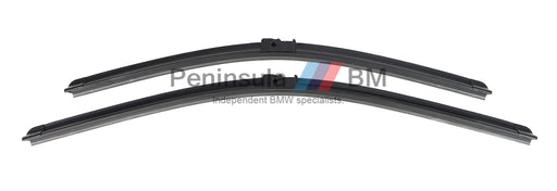 BMW Wiper Blade Set Front X5 E70 X6 E71 E72 LHD Only 61610034739