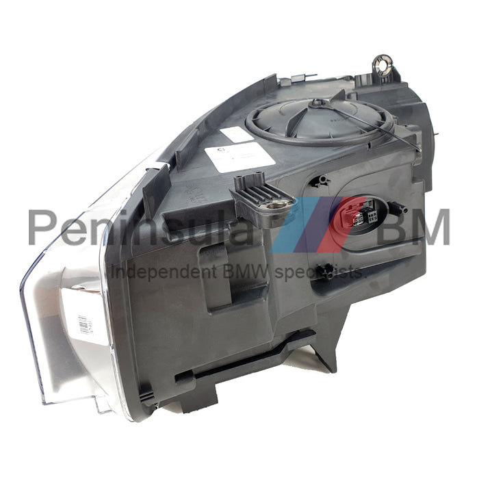 BMW Headlight Xenon Adaptive Right F15 F16 X5 X6 63117317108