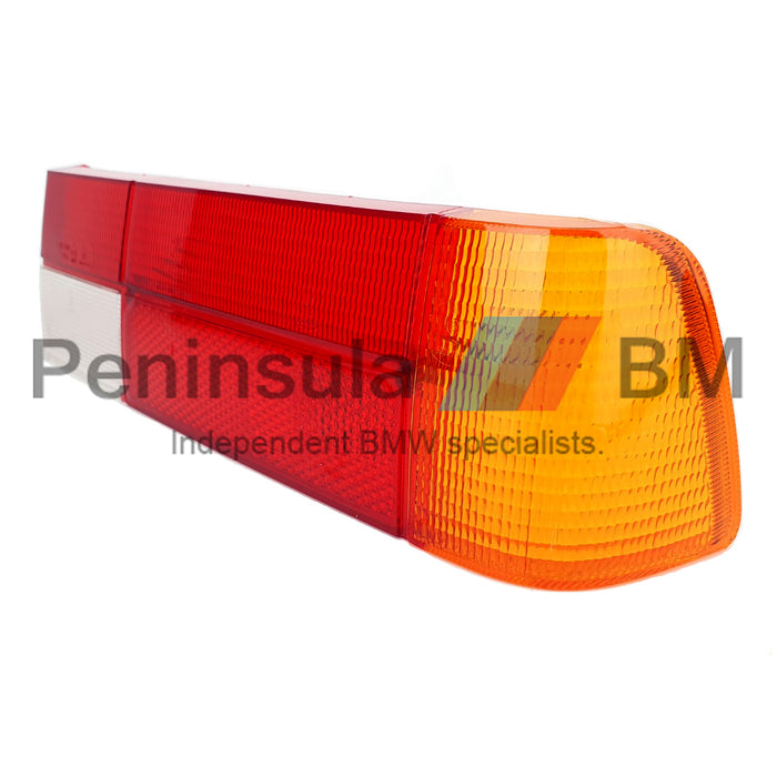 BMW Tail Light Lens With Fog Light Right E24 63211368018 Genuine