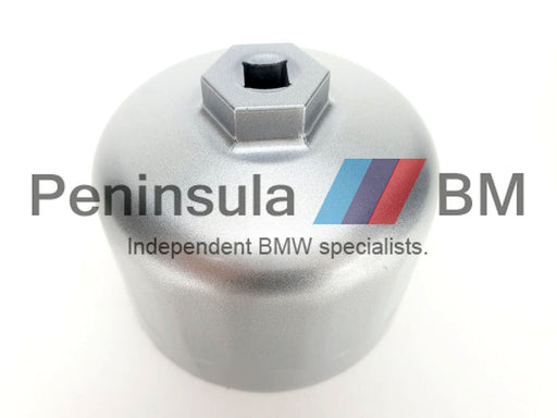 BMW Oil Filter Wrench Cup Tool 86mm 16-Flutes