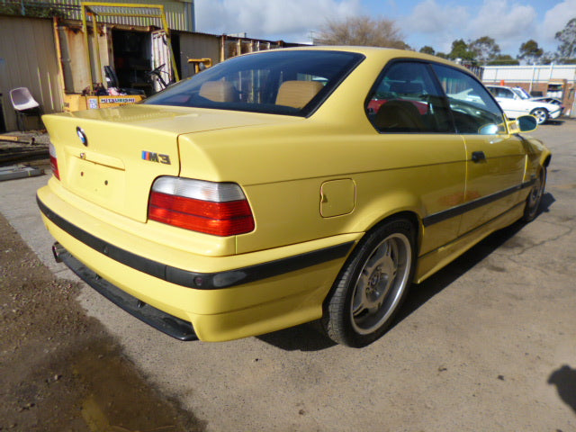 S2543 E36 Coupe M3 S50 MANUAL 1994/12