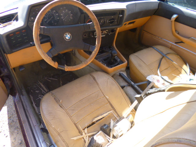 S2692 6' E24 Coupe 630CSi M30 MANUAL 1977/01