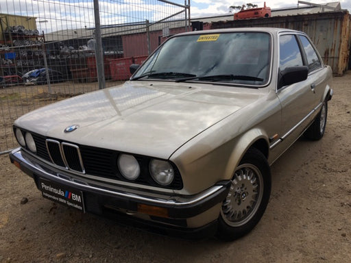 S2835 3' E30 Coupe 318i M10 MANUAL 1983/10