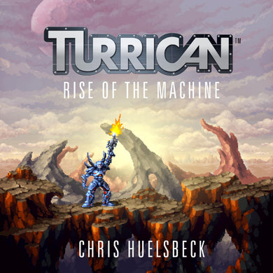 Shop — The Soundtracks of Turrican