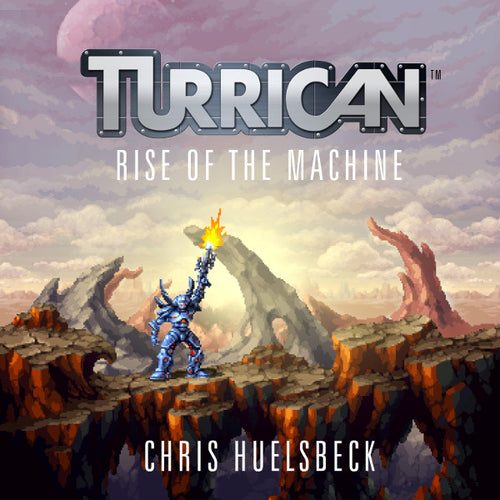 Rise Of The Machine - A Turrican Story (Amiga Music Album) - Digital Download