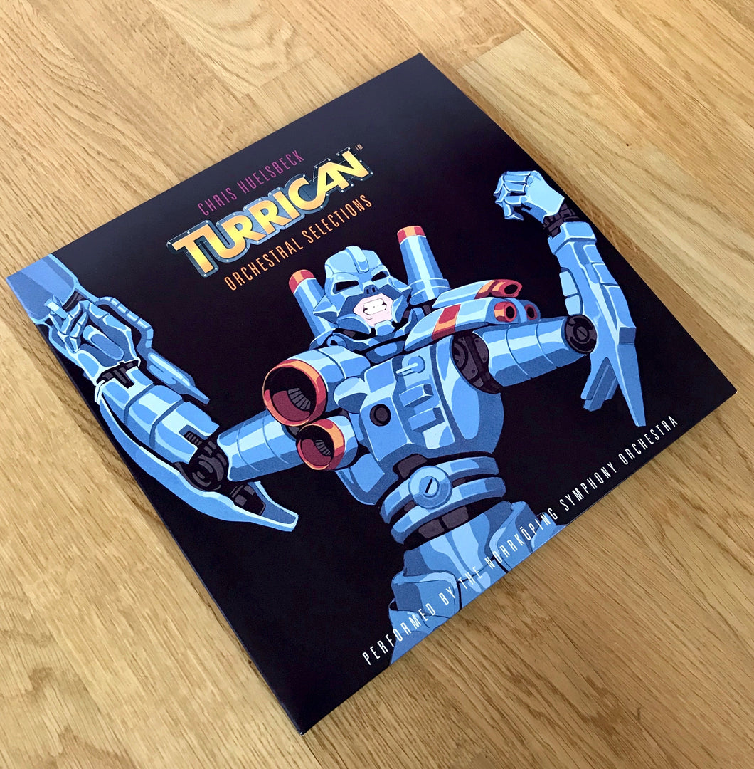 Turrican - Orchestral Selections Double Vinyl